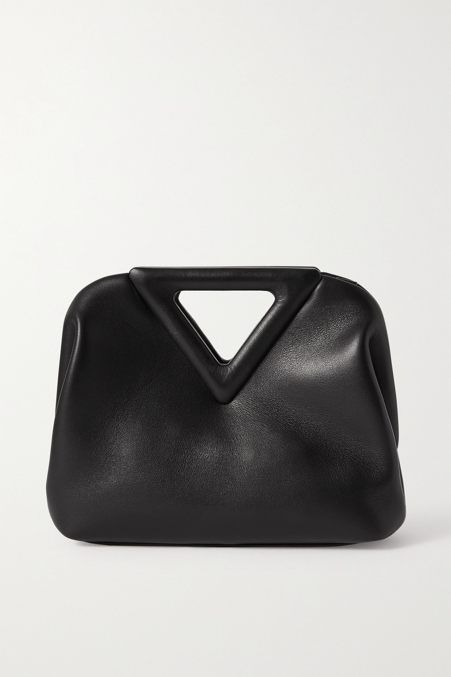 Bottega Veneta Sac à main en cuir Point Small