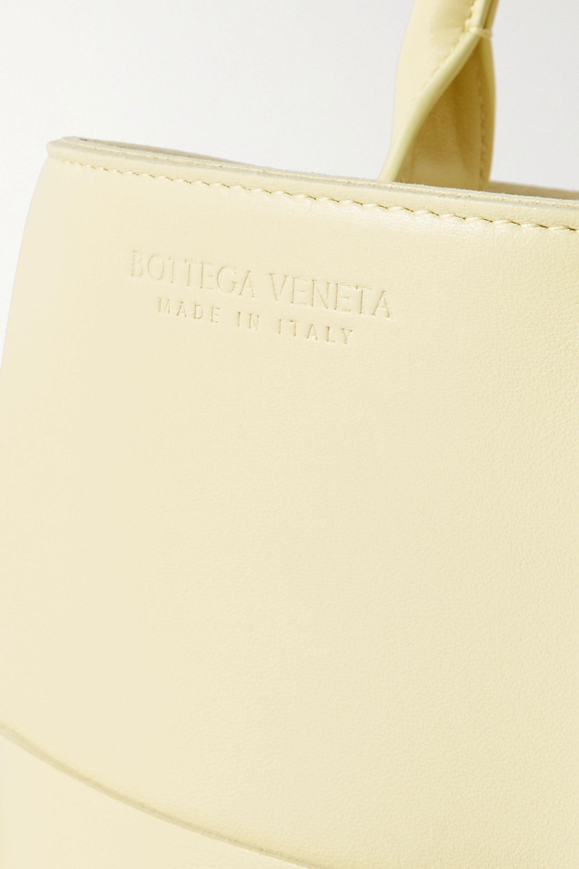 Bottega Veneta Arco small intrecciato leather tote