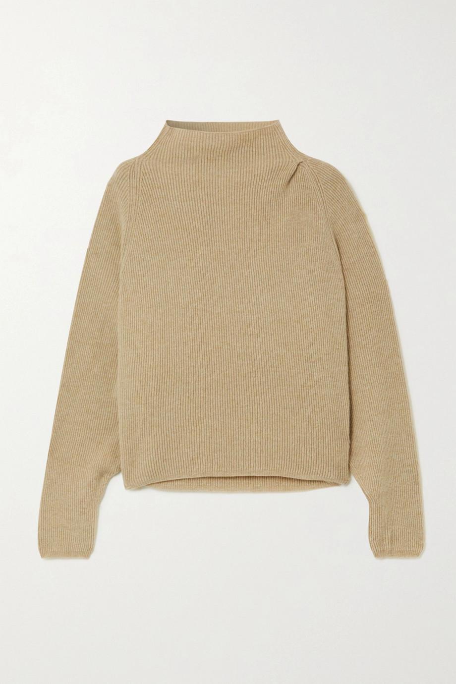 Petar Petrov Karoll ribbed cashmere sweater
