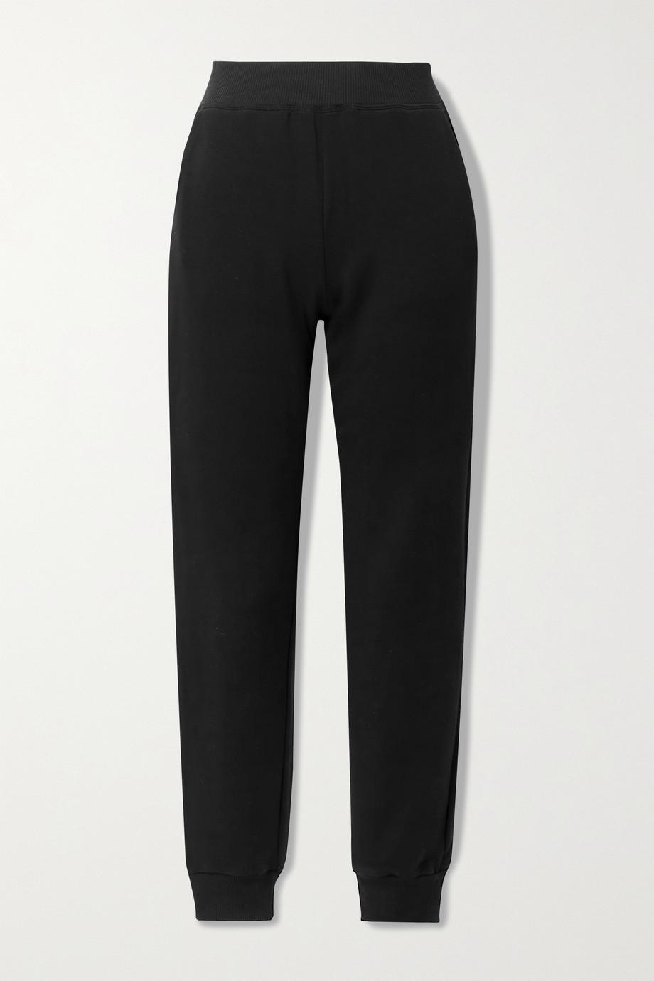 L'Agence Pantalon de survêtement en jersey stretch Moss