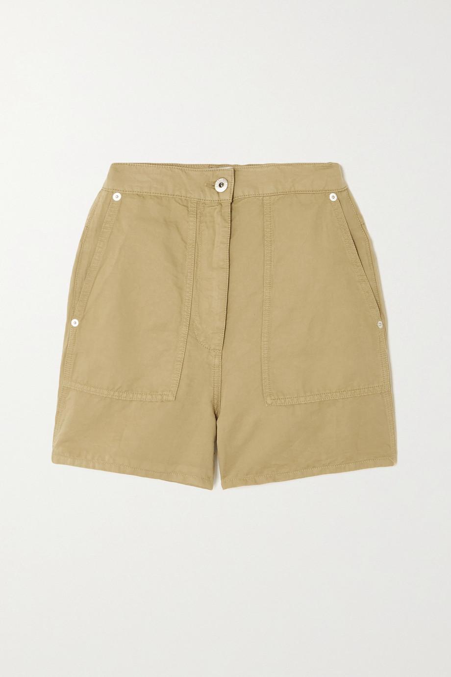 Loewe + Paula's Ibiza Shorts aus einer Leinen-Baumwollmischung