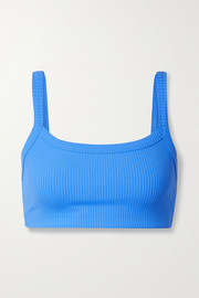 Year of Ours Ribbed stretch-jersey sports bra