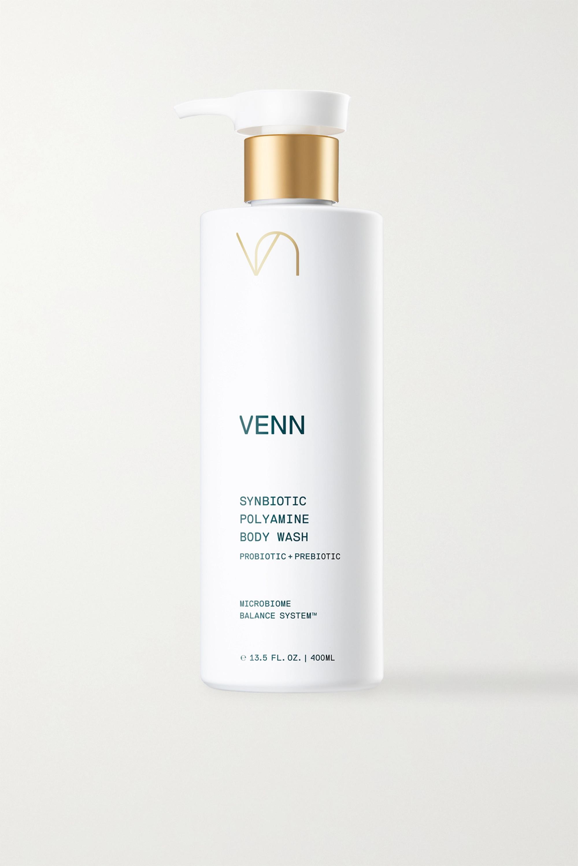 VENN - Synbiotic Polyamine Body Wash, 400ml