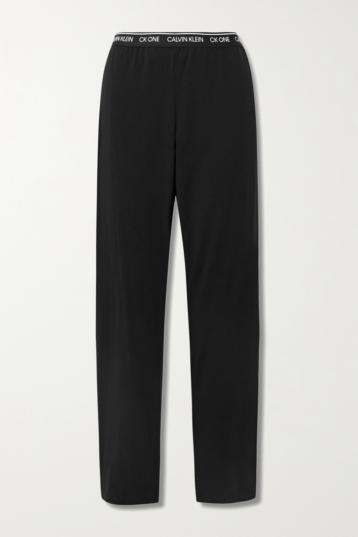 Calvin Klein Underwear CK One stretch-cotton jersey pyjama pants