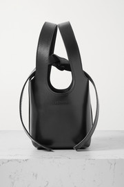 ioannes Bento leather tote