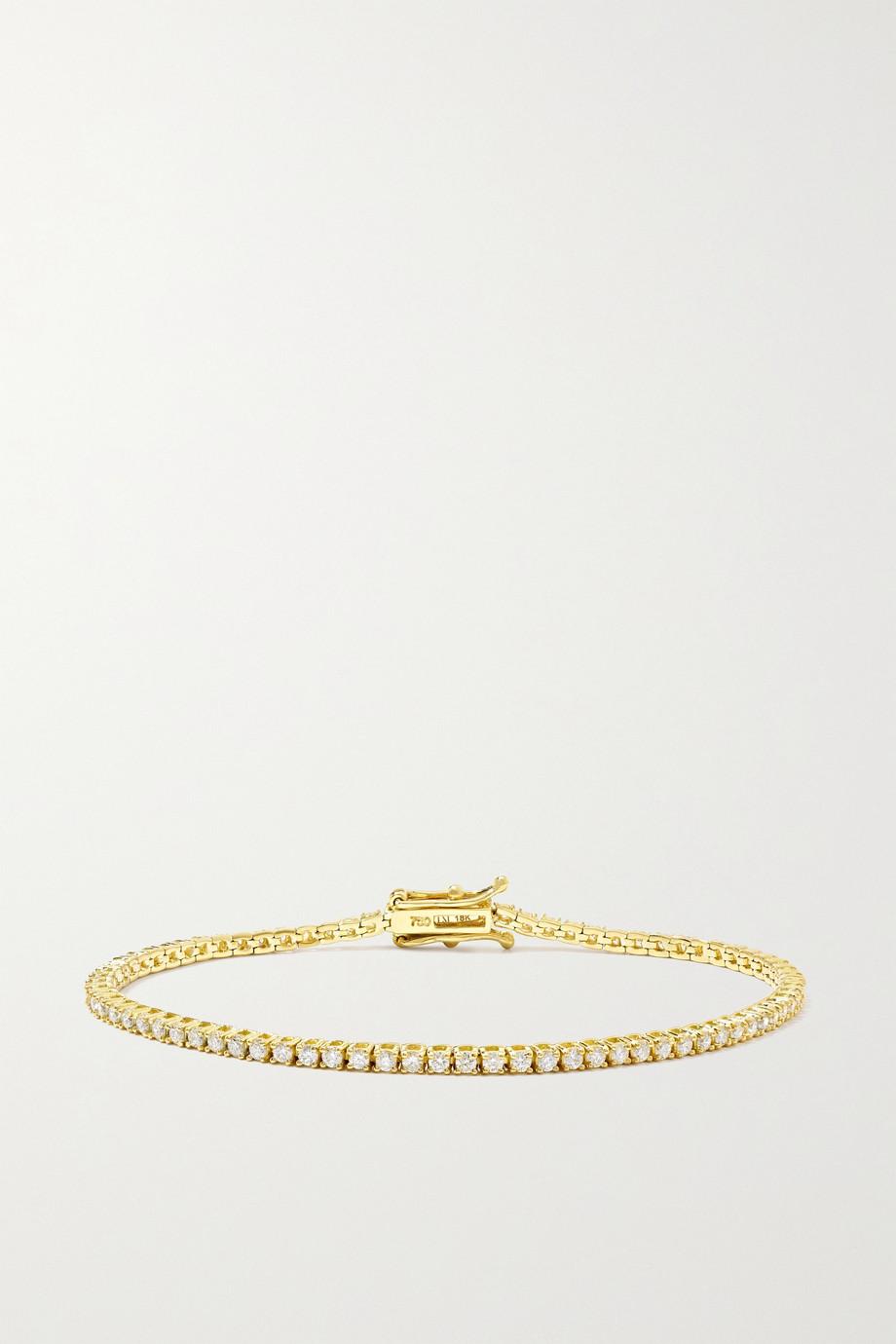 KATKIM Bracelet en or 18carats et diamants