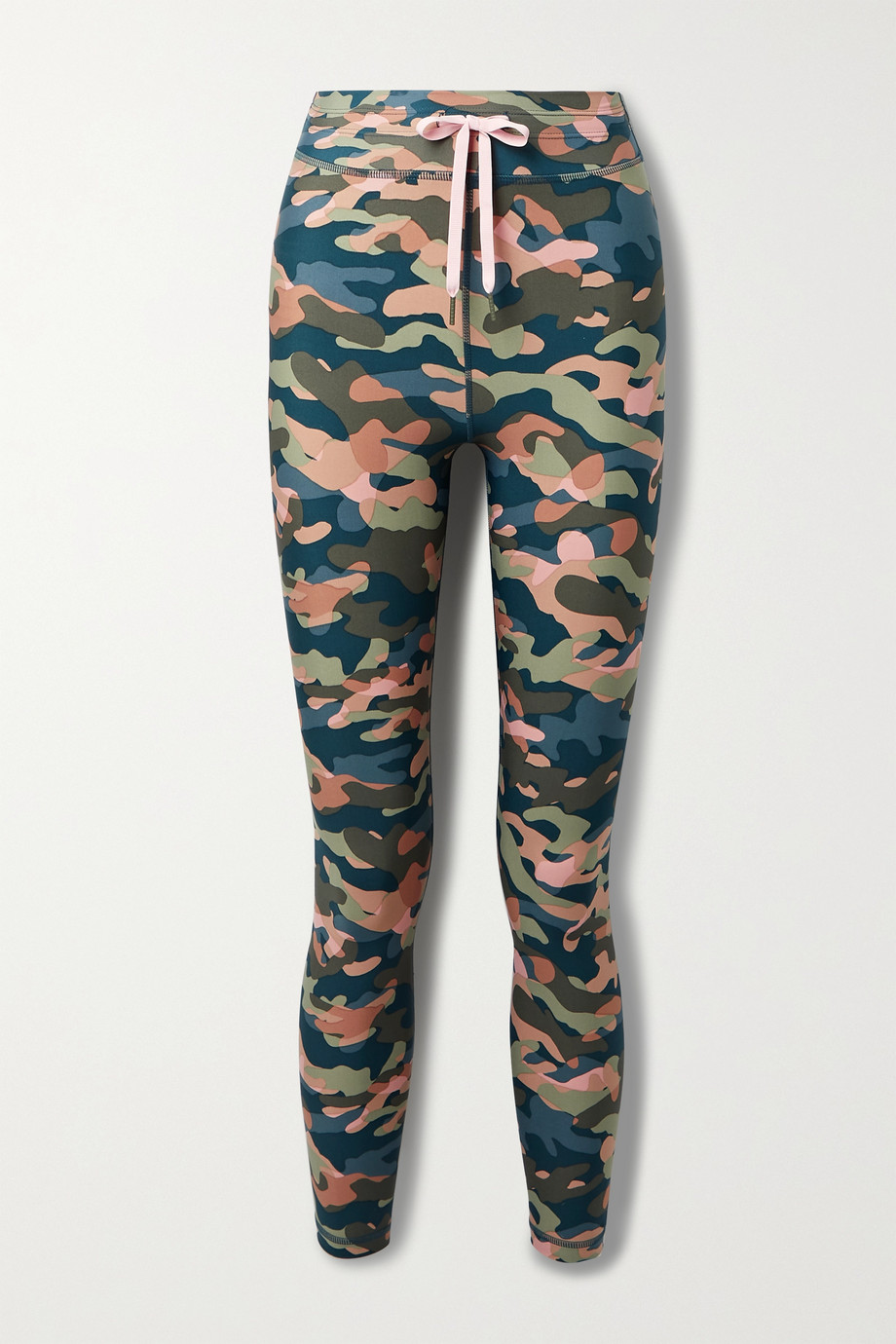 The Upside Himalaya camouflage-print stretch leggings