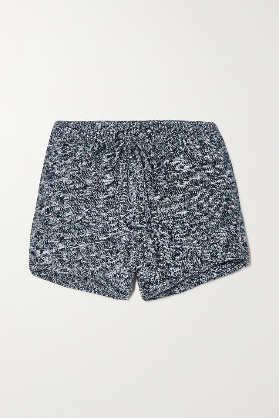 The Upside Spacerwalker cotton shorts