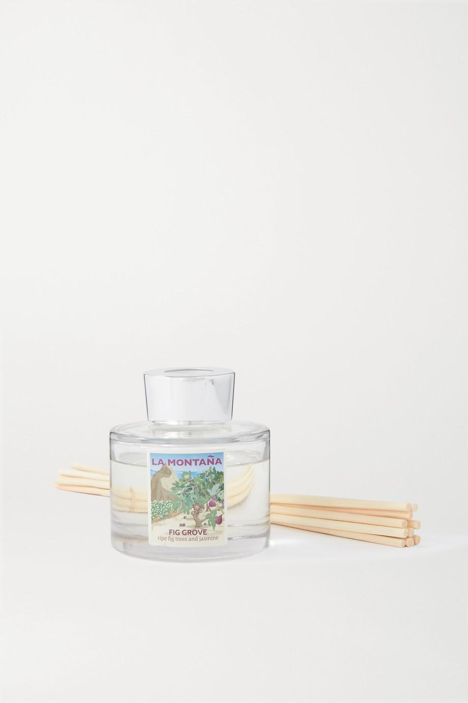 La Montaña Fig Grove Raumduft mit Schilfstäbchen, 120 ml