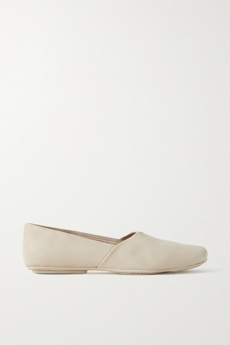 rag & bone Chaussures plates en cuir Ellory