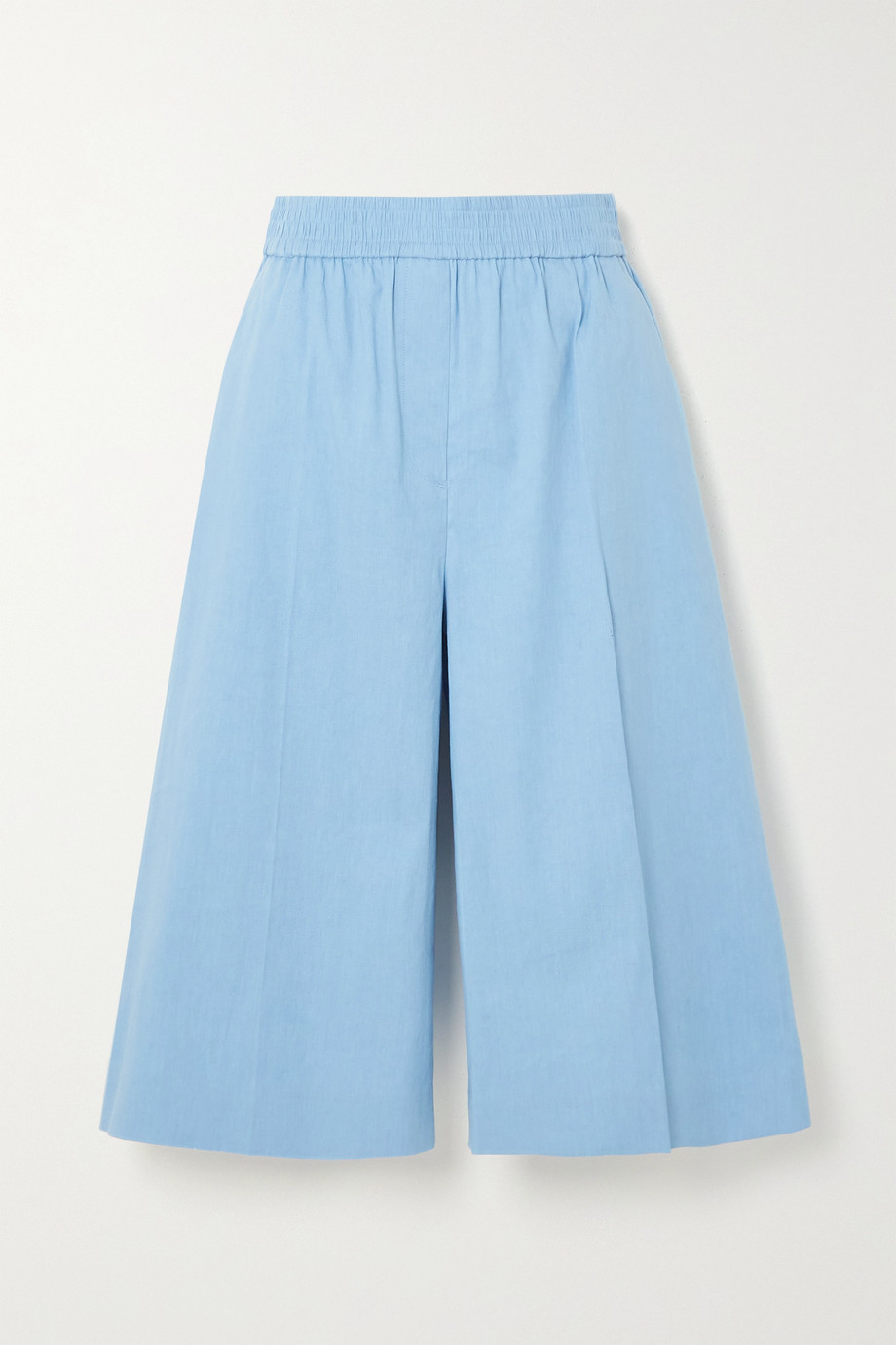 Joseph Linen-blend shorts