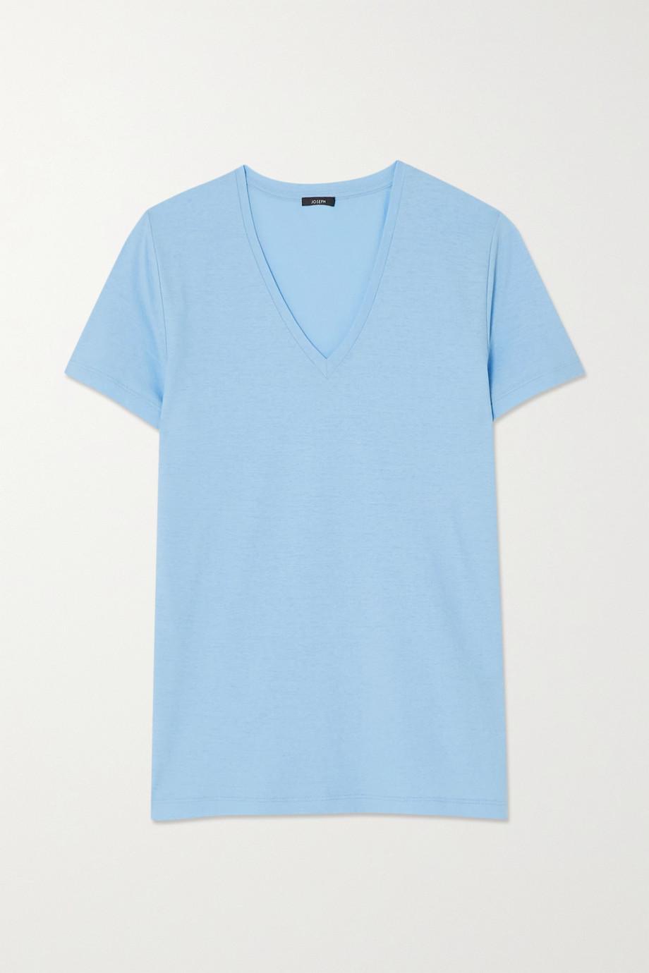 Joseph T-shirt en jersey de coton