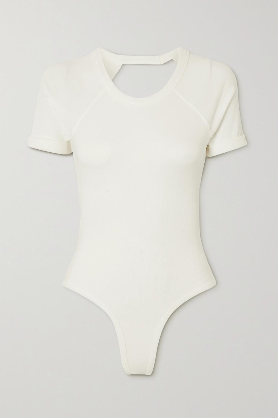 The Line By K Remy Body aus Jersey aus einer Baumwoll-Modalmischung mit Stretch-Anteil