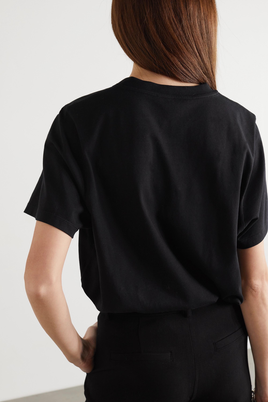 Stella McCartney International Women's Day T-Shirt aus Biobaumwoll-Jersey mit Print