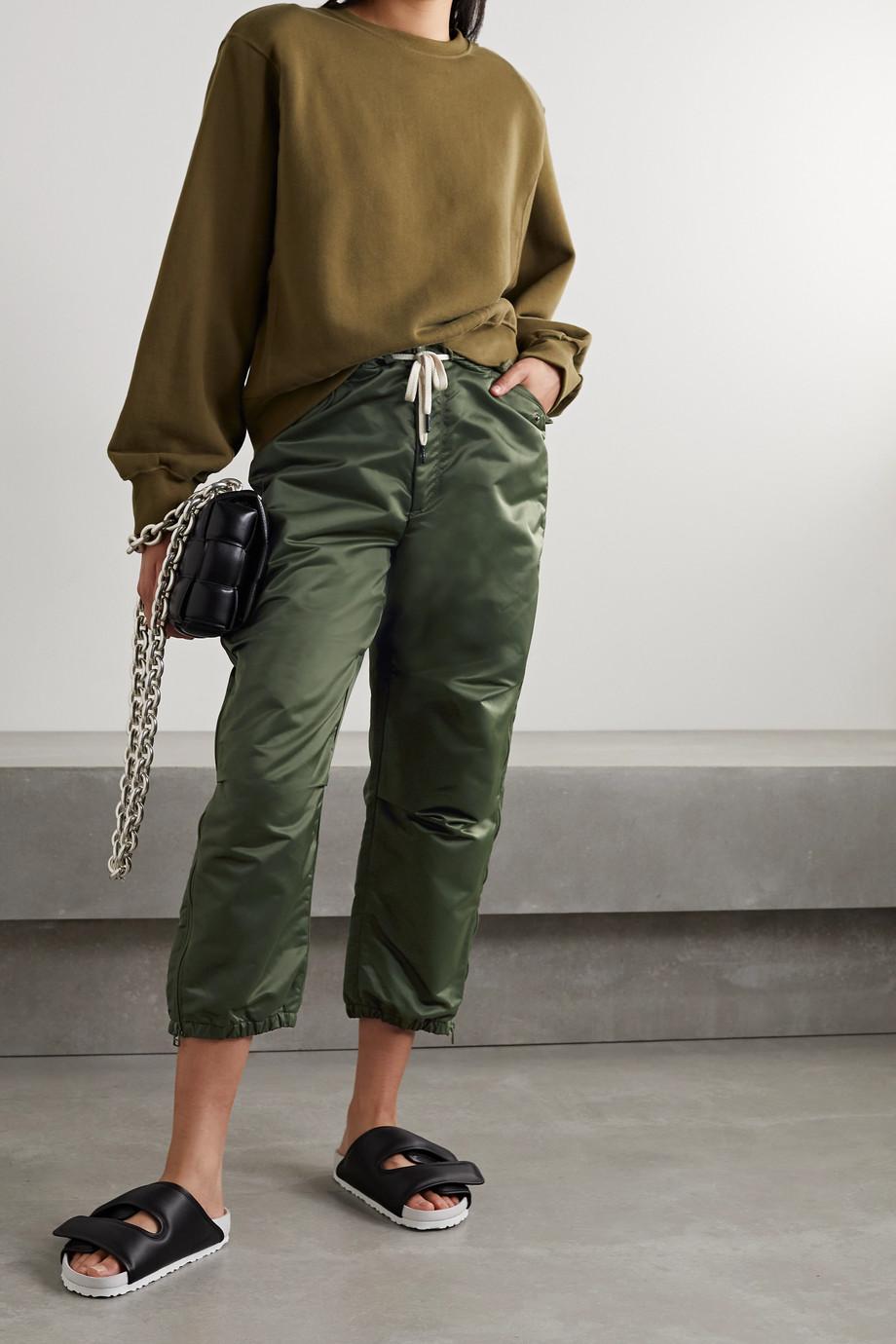 TRE by Natalie Ratabesi Pantalon droit en tissu technique The Giovanna