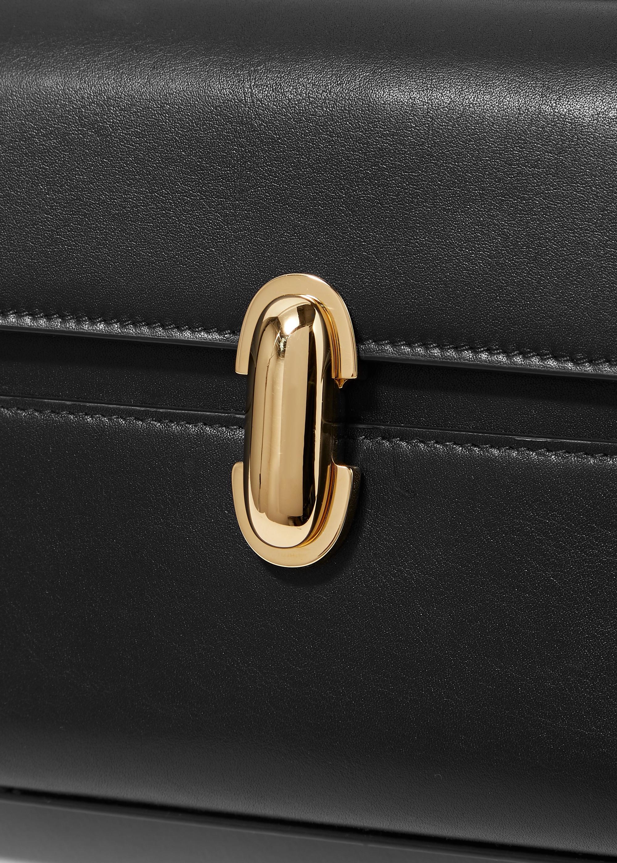 Savette Symmetry 19 Schultertasche aus Leder