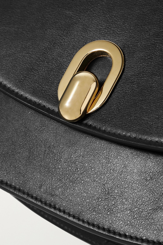 Savette Tondo 22 Schultertasche aus Leder