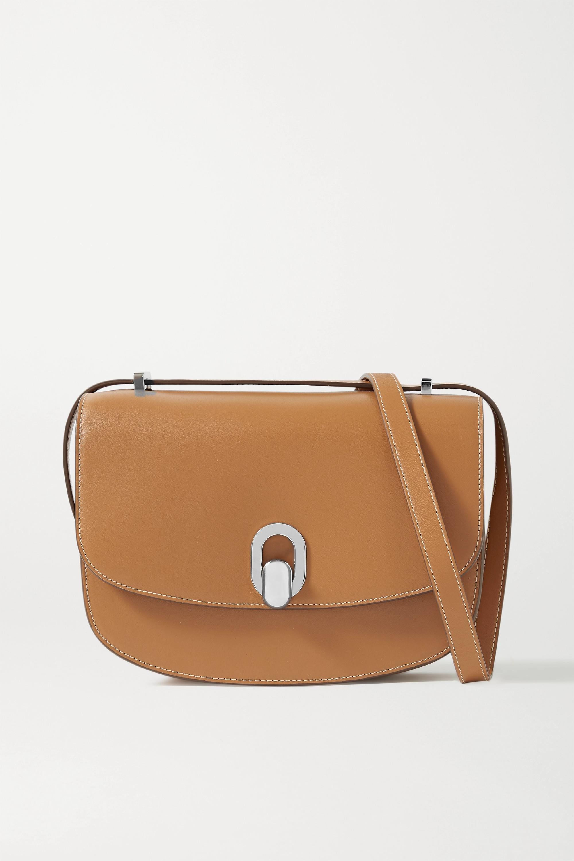 Savette - Tondo 22 leather shoulder bag