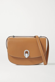 Savette Tondo 22 leather shoulder bag
