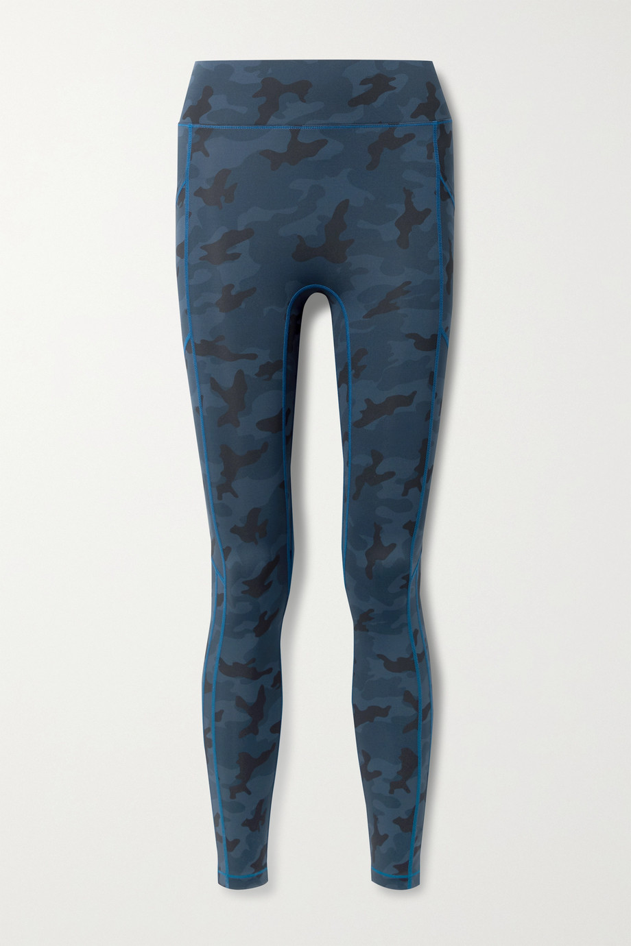 All Access Center Stage camouflage-print stretch leggings