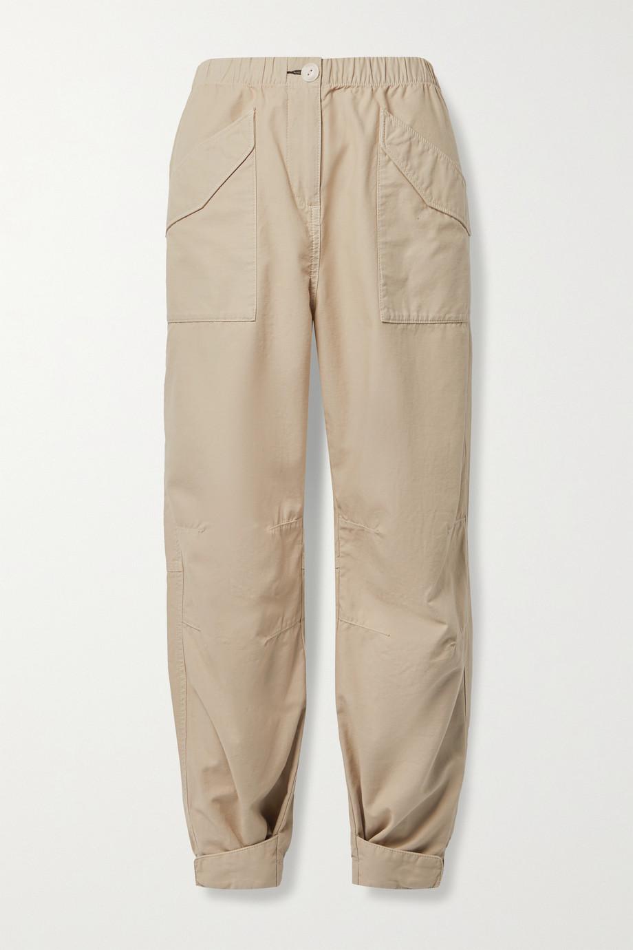 rag & bone Angela Field cotton tapered pants