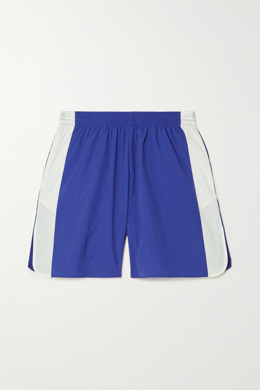 rag & bone Penn striped shell shorts