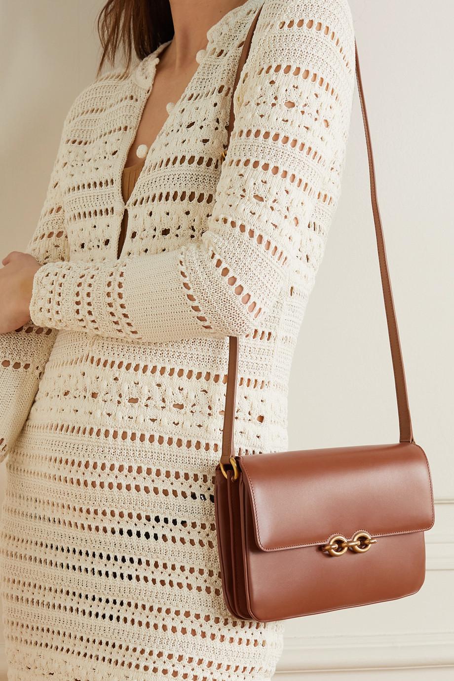 SAINT LAURENT Le Maillon leather shoulder bag