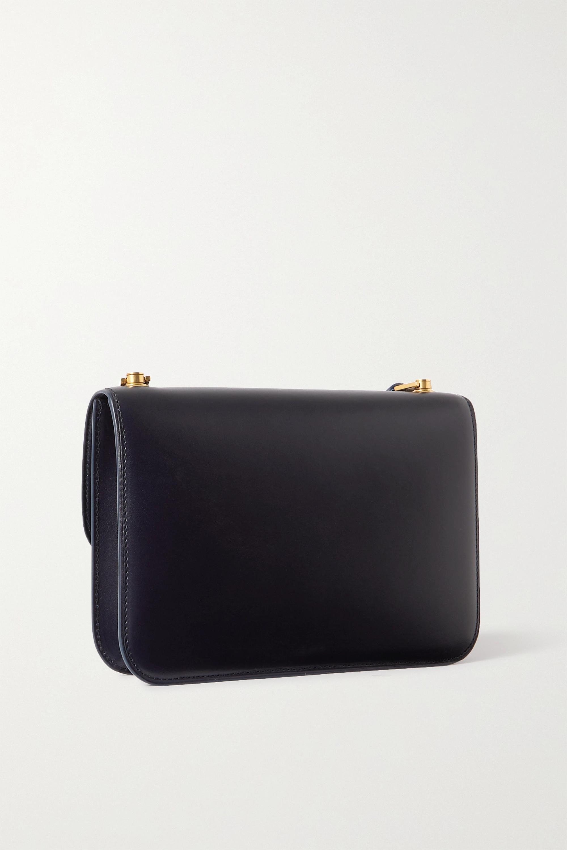 SAINT LAURENT Le Carré leather shoulder bag