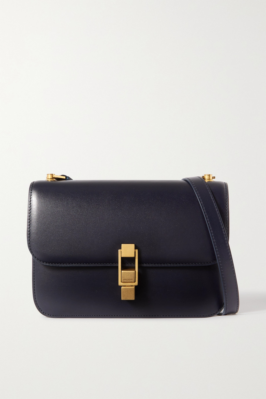SAINT LAURENT Le Carré leather shoulder bag