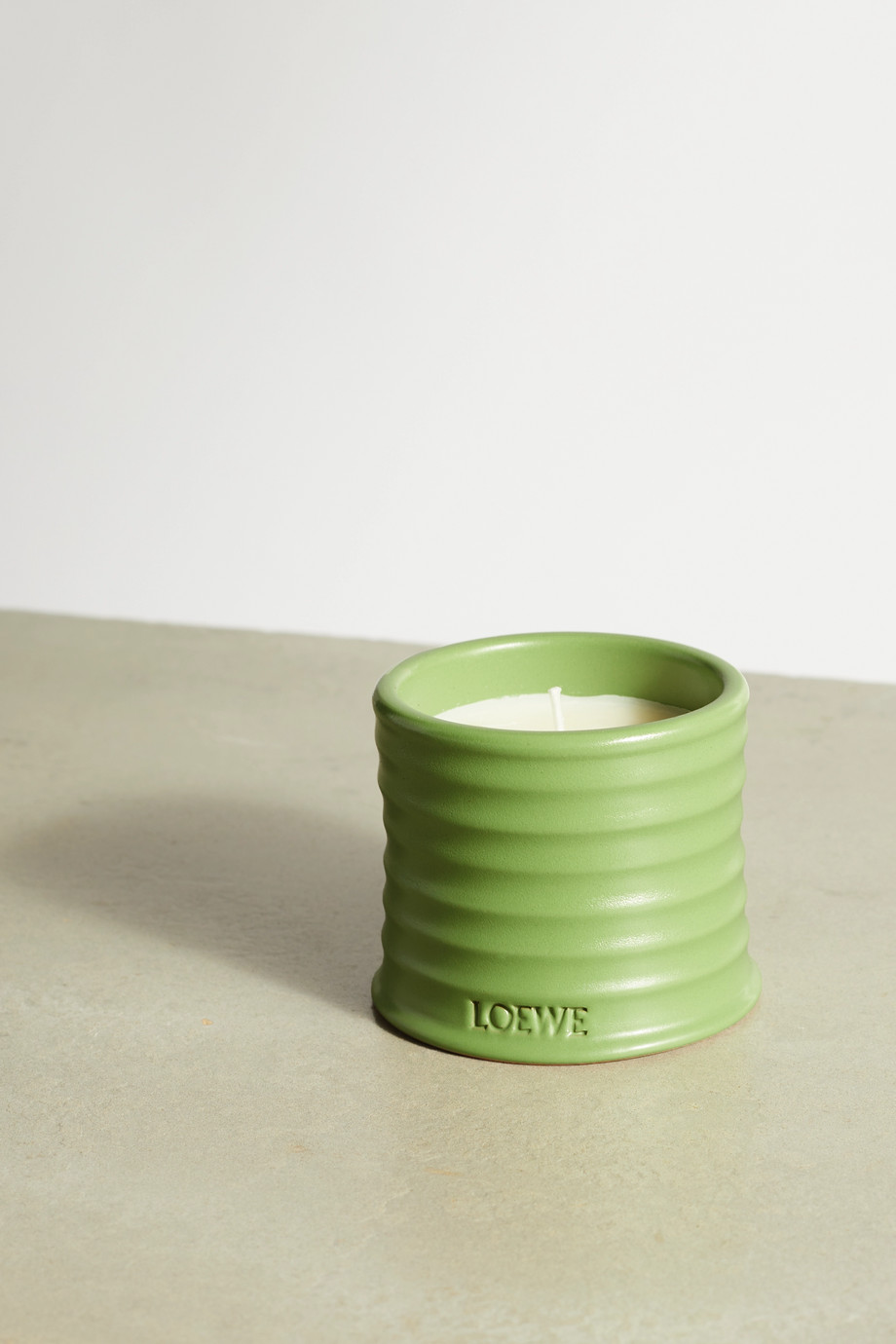 LOEWE Home Scents Bougie parfumée aux pois gourmands Small, 170 g