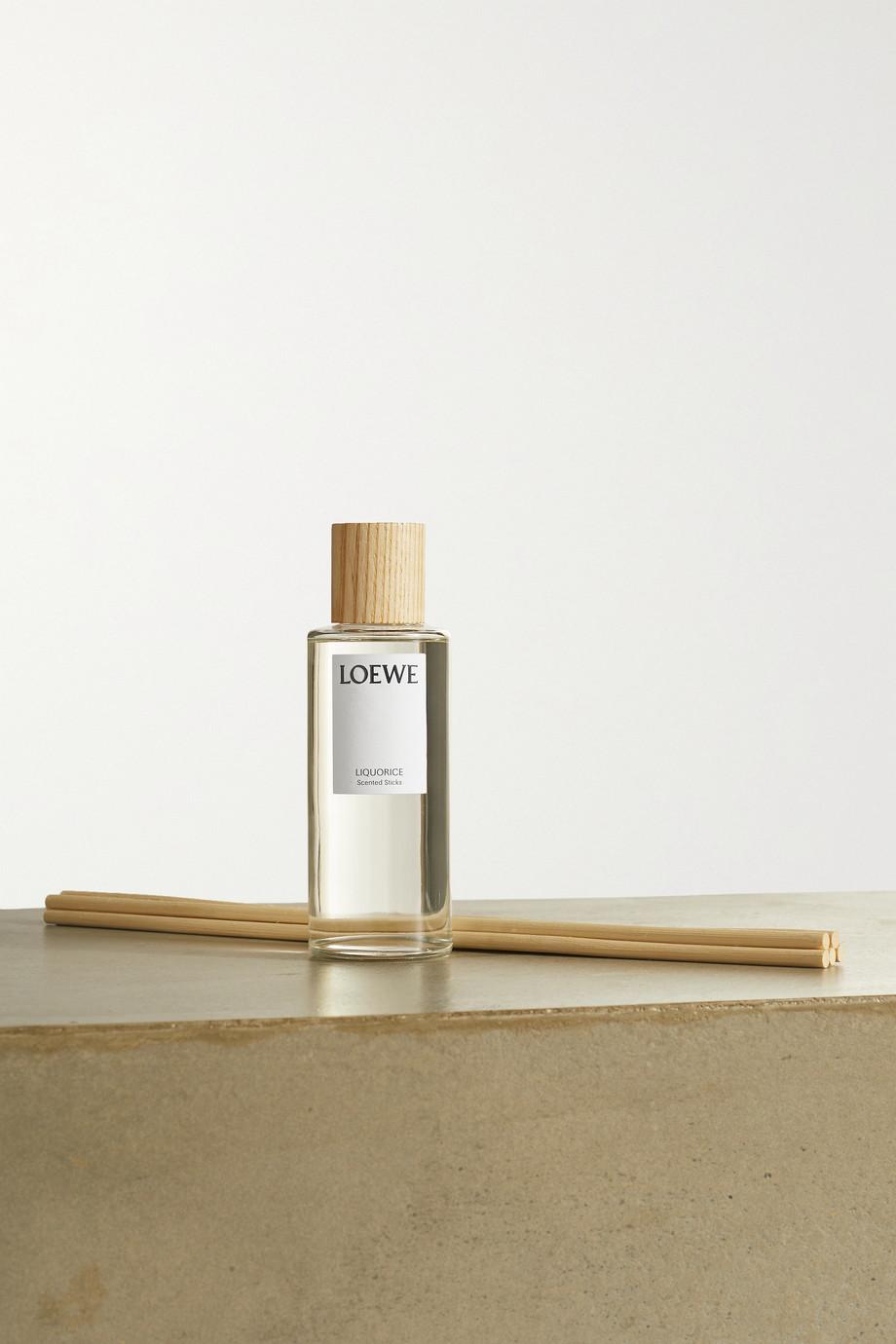 LOEWE Home Scents Recharge pour diffuser de parfum à la réglisse, 245 ml