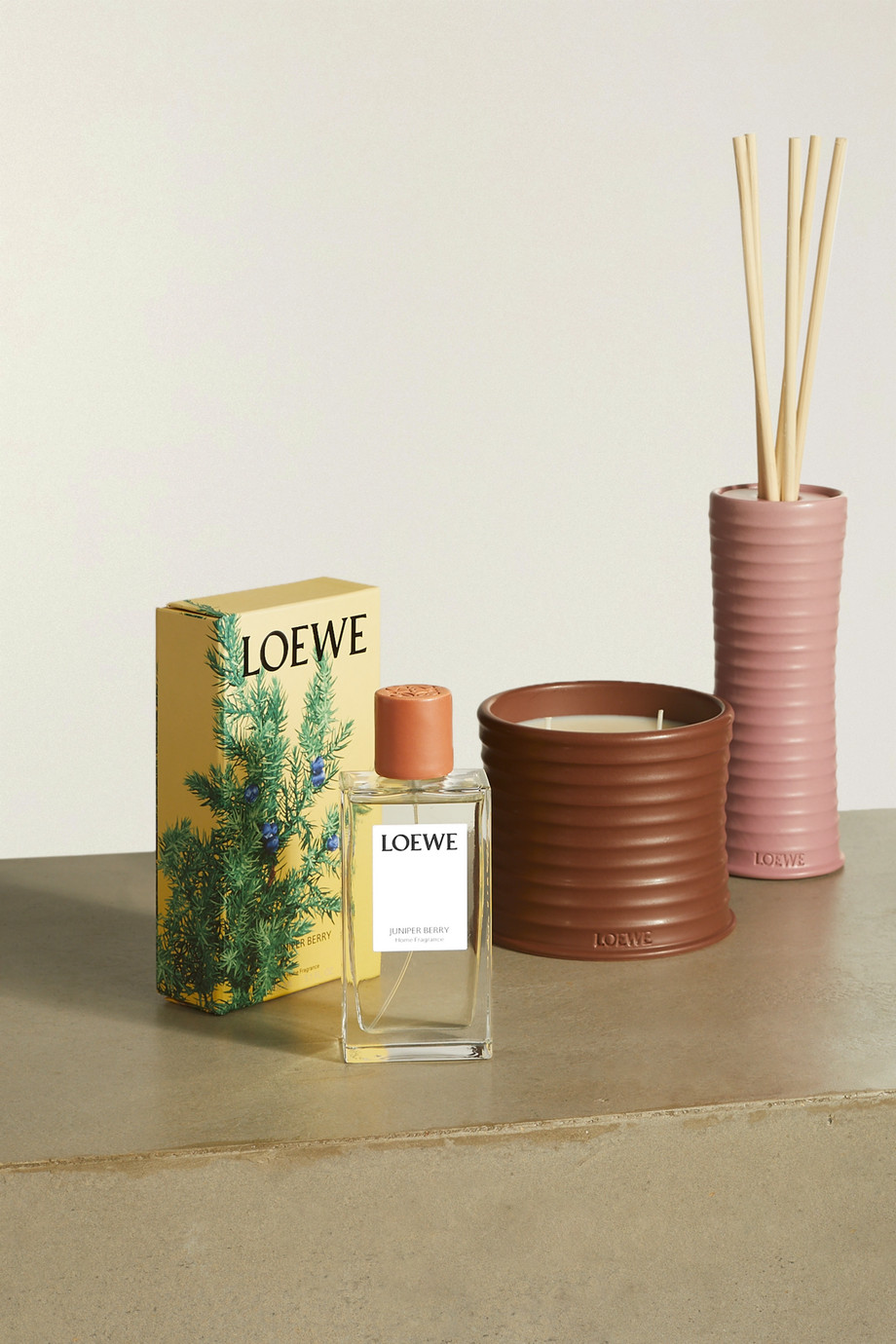 LOEWE Home Scents Room Spray - Juniper Berry, 150ml