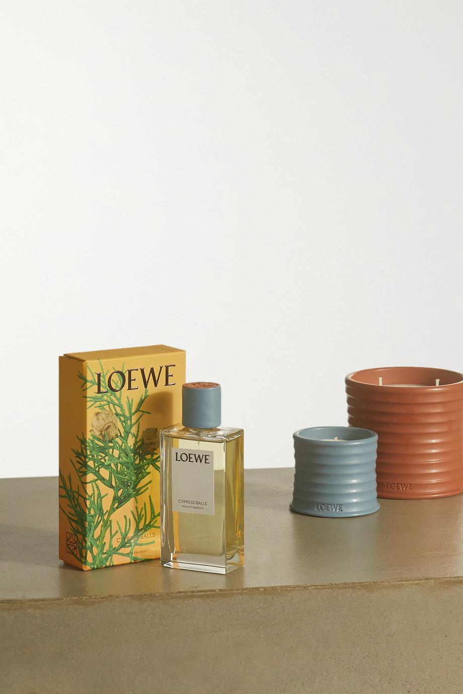 LOEWE Home Scents Parfum d'intérieur à la noix de cyprès, 150 ml