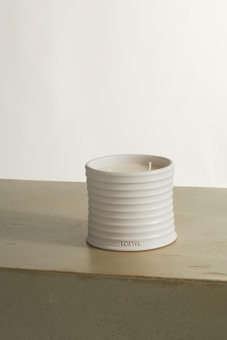 LOEWE Home Scents Bougie parfumée à l'origan Medium, 610 g