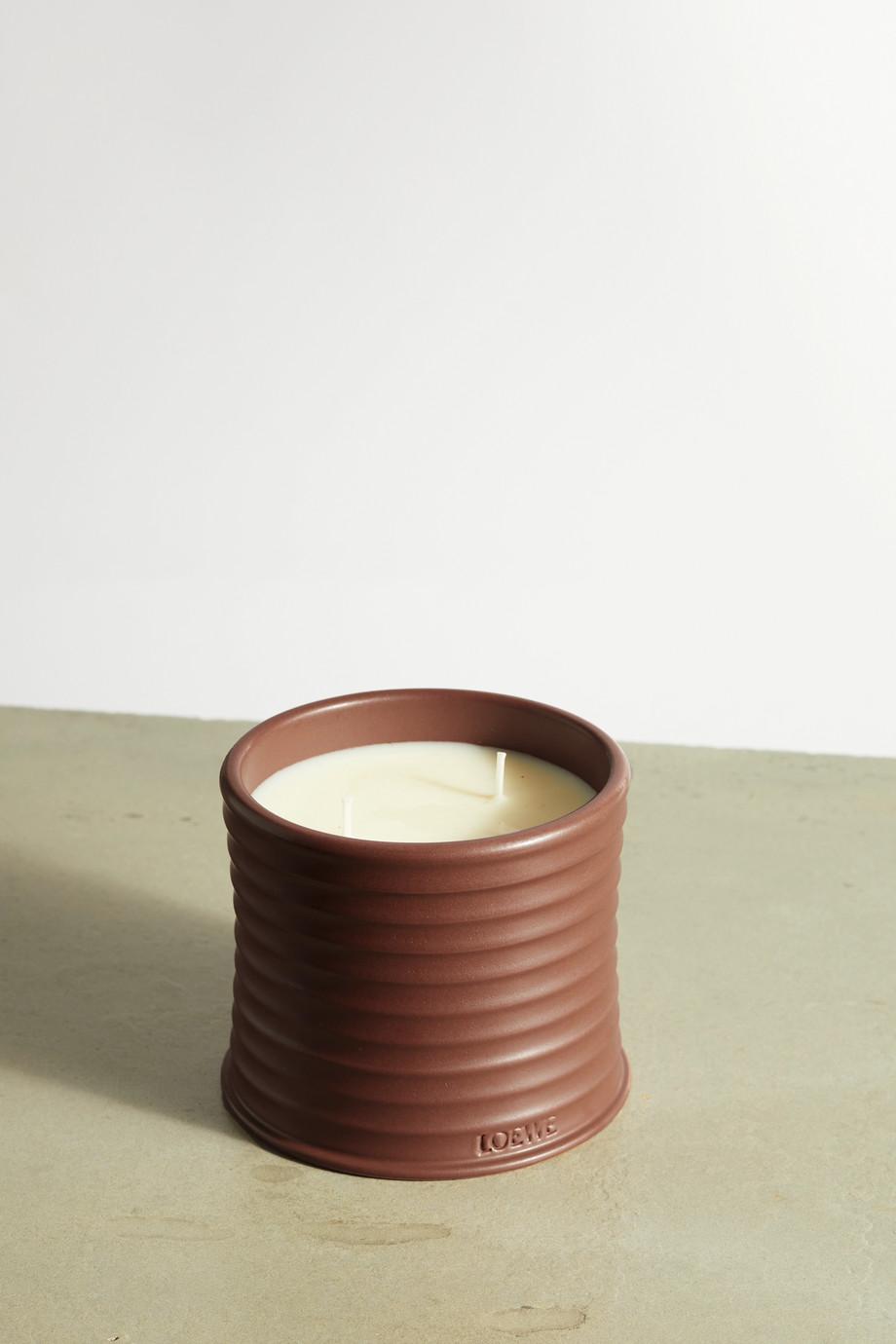 LOEWE Home Scents Bougie parfumée à la coriandre Medium, 610 g