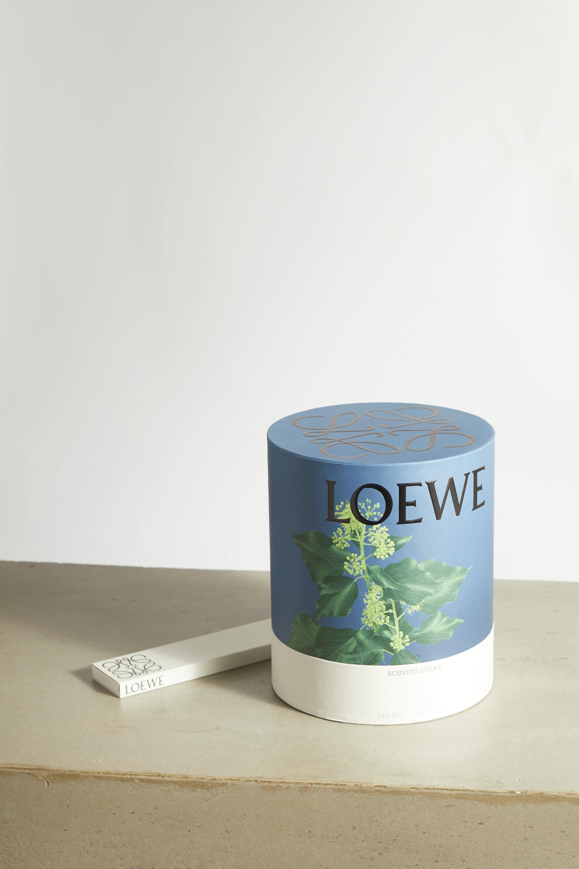 LOEWE Home Scents Ivy Raumduft mit Rattanstäbchen, 245 ml