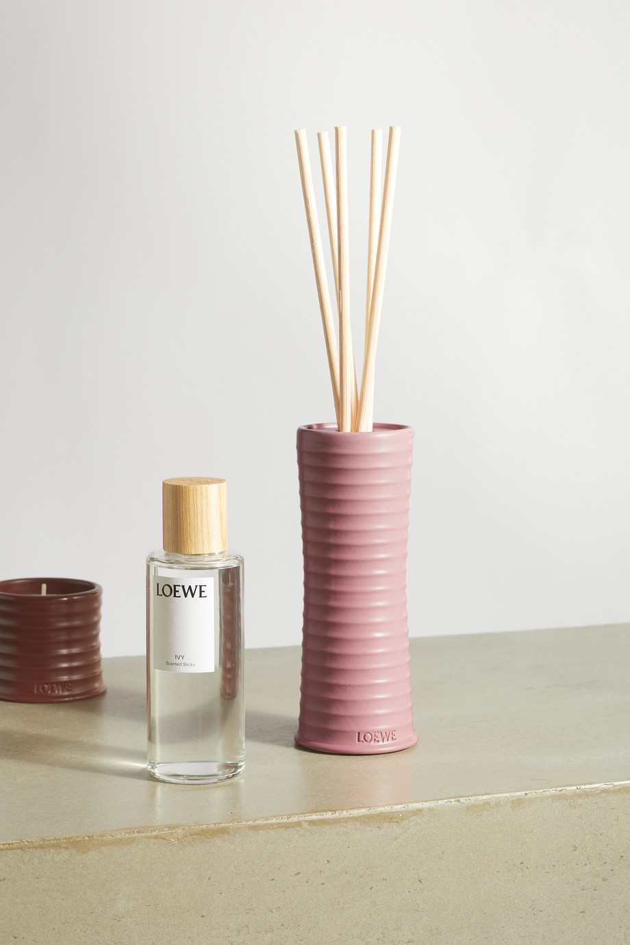 LOEWE Home Scents Scented Sticks - Ivy, 245ml