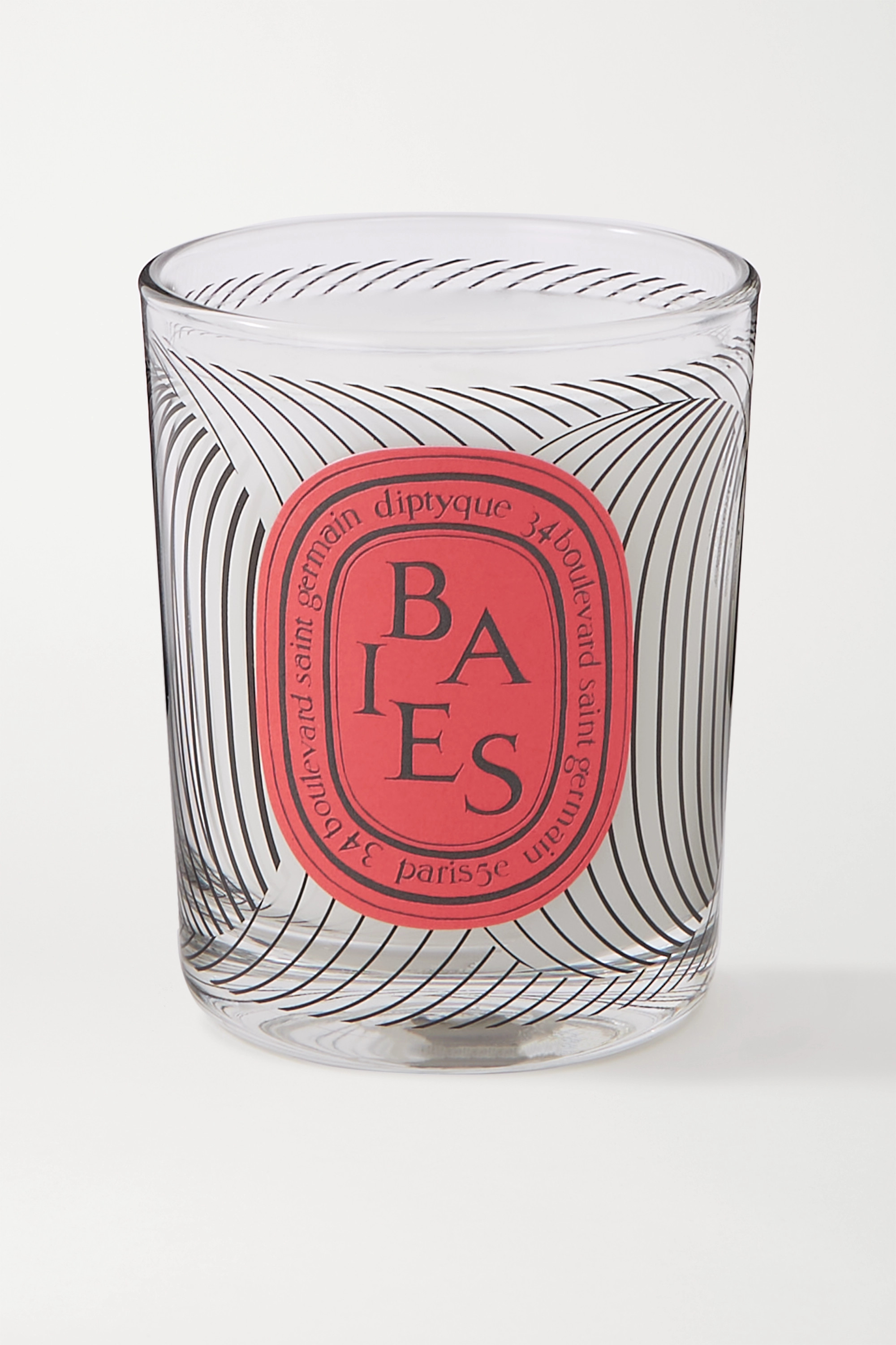 Diptyque Graphic Collection scented candle - Baies, 70g