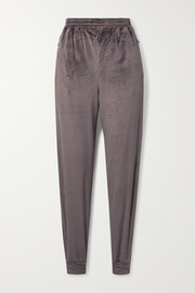 SKIMS Velour track pants - Amethyst