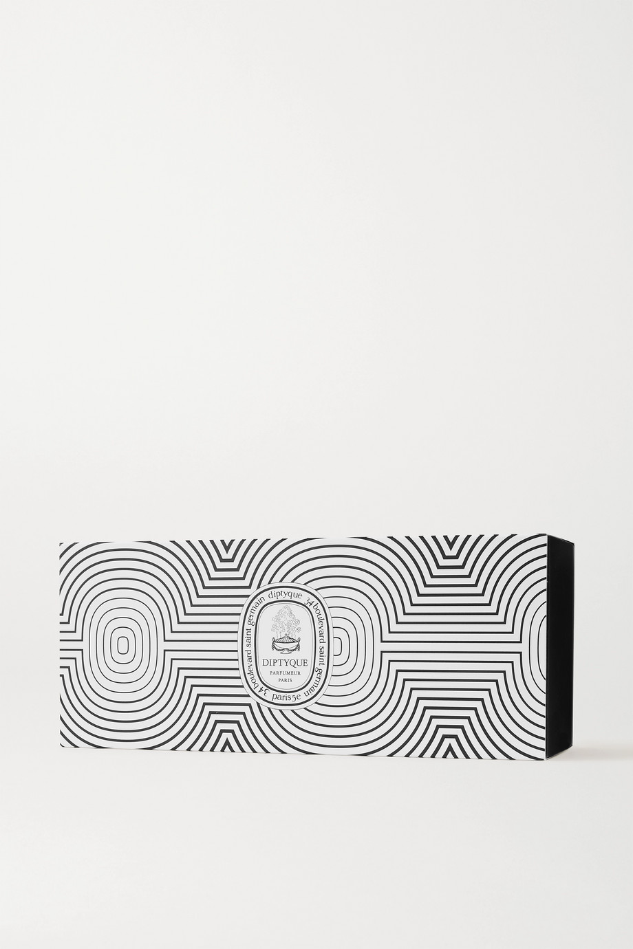 Diptyque Graphic Collection set of three scented candles, 3 x 70g