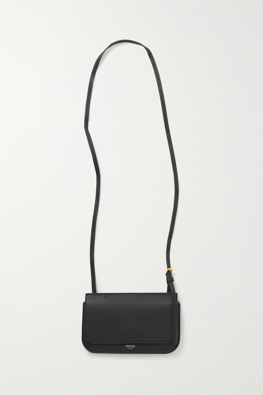 Oroton Sac porté épaule en cuir texturé Margot Mini