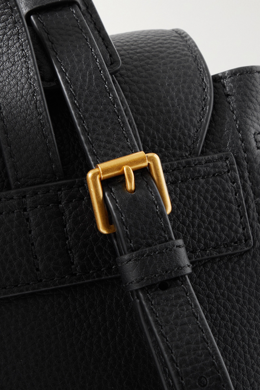 Oroton Sac à dos en cuir texturé Duo