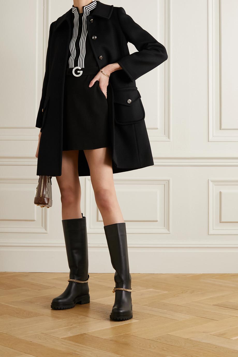 Gucci Wool-felt coat