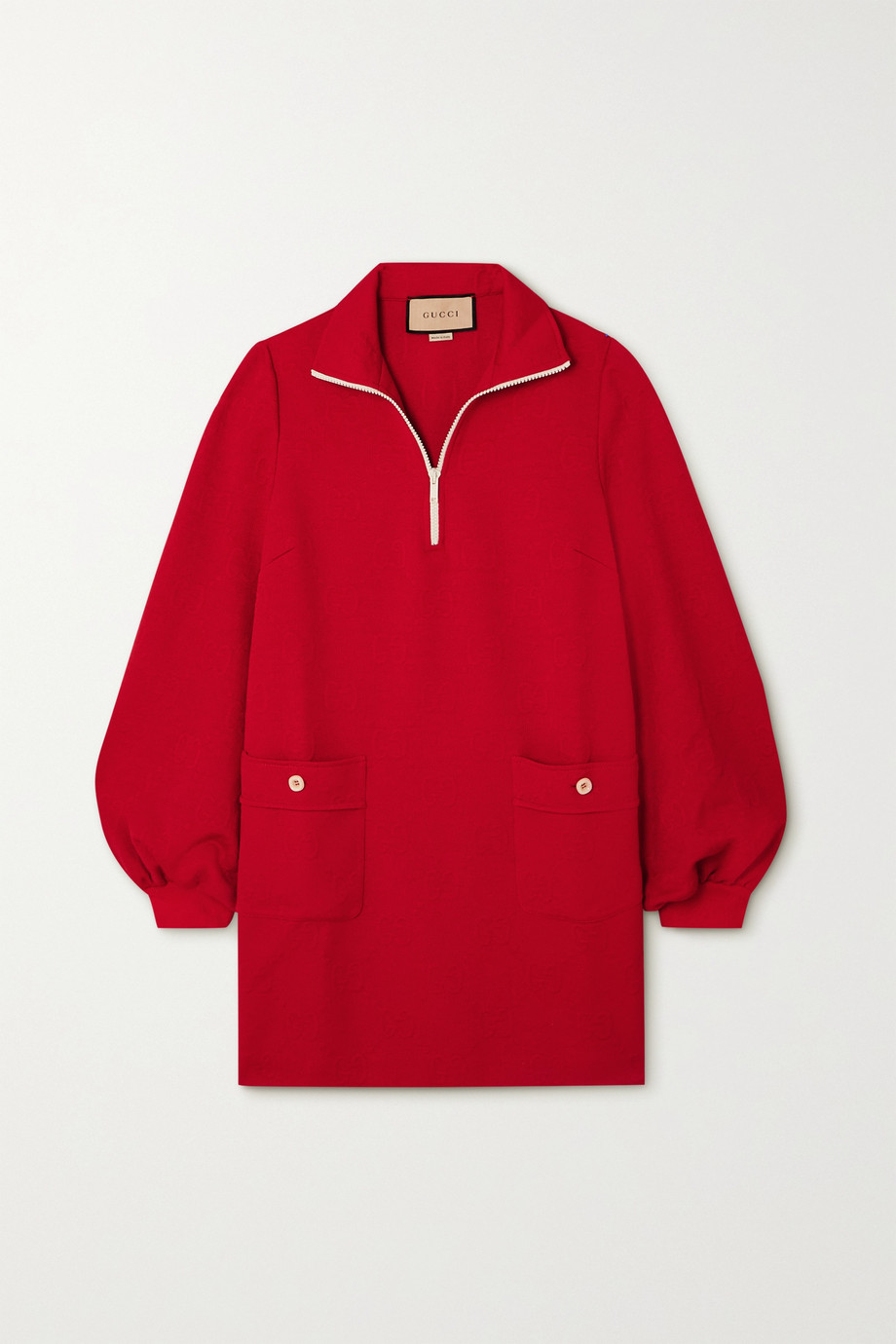 Gucci Mini-robe en jacquard