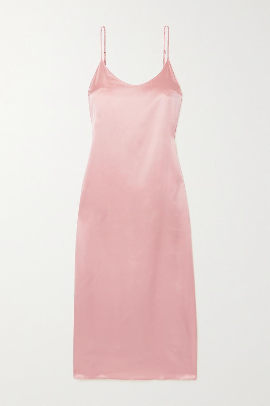 La Perla Silk-satin nightdress