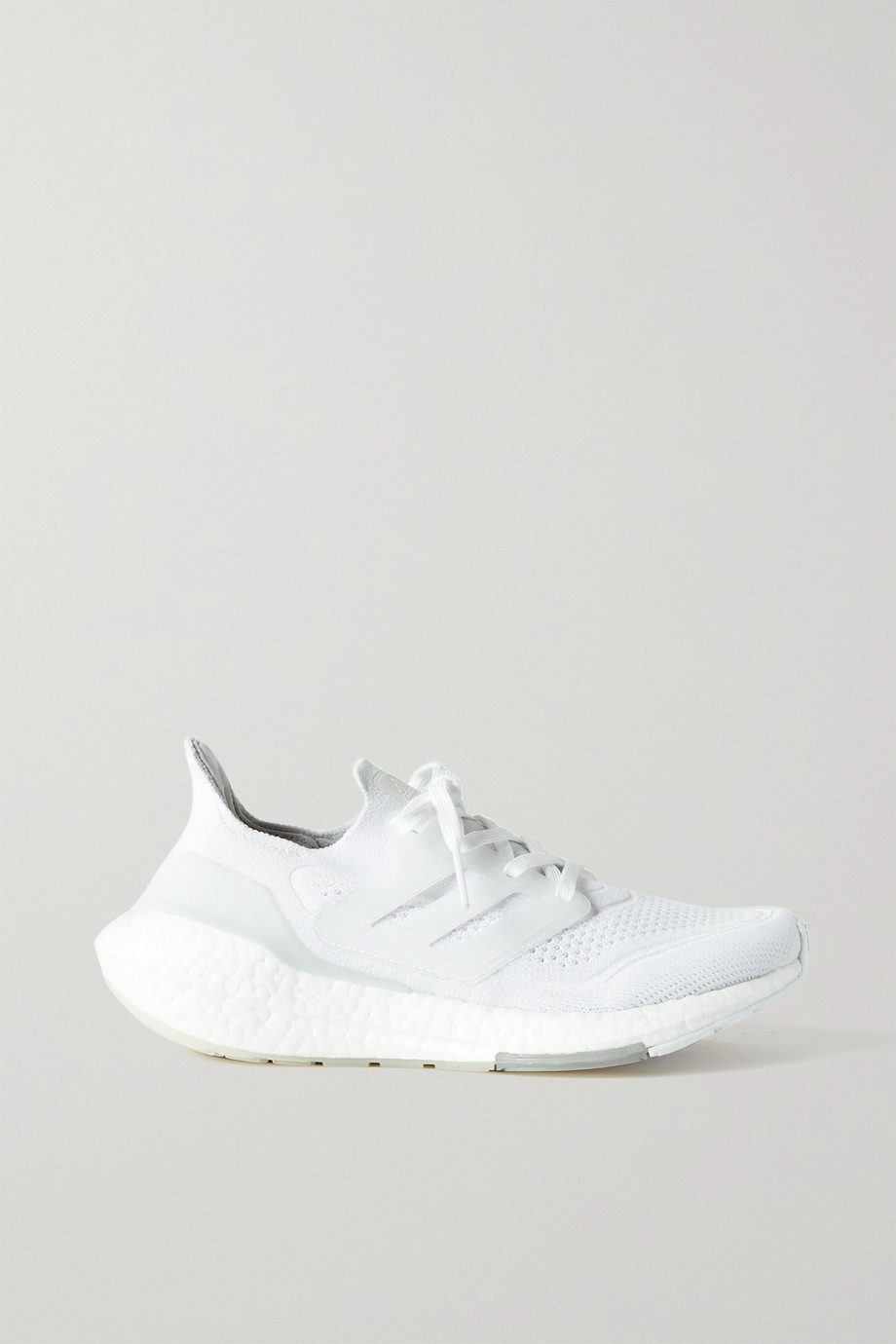 adidas Originals + NET SUSTAIN UltraBOOST 21 Primeblue and rubber sneakers