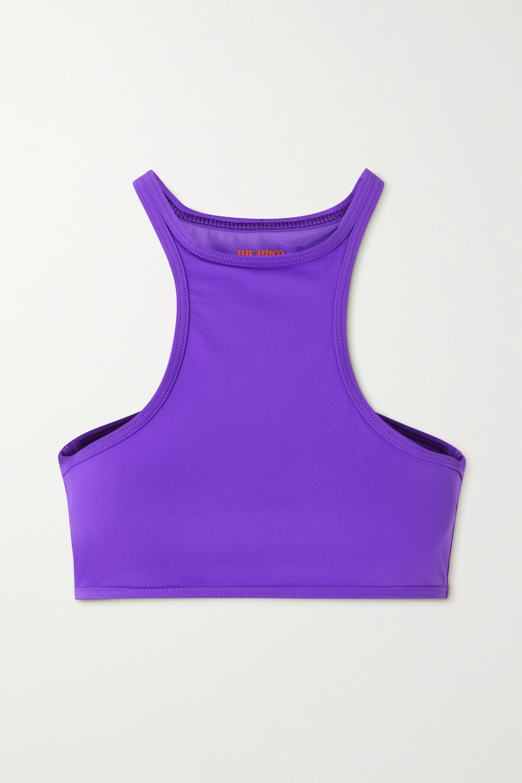 The Attico Bikini top