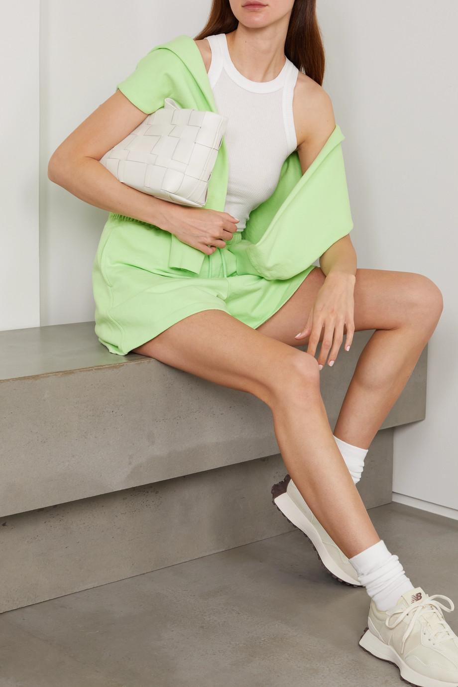 Holzweiler + NET SUSTAIN Musan organic cotton-jersey shorts