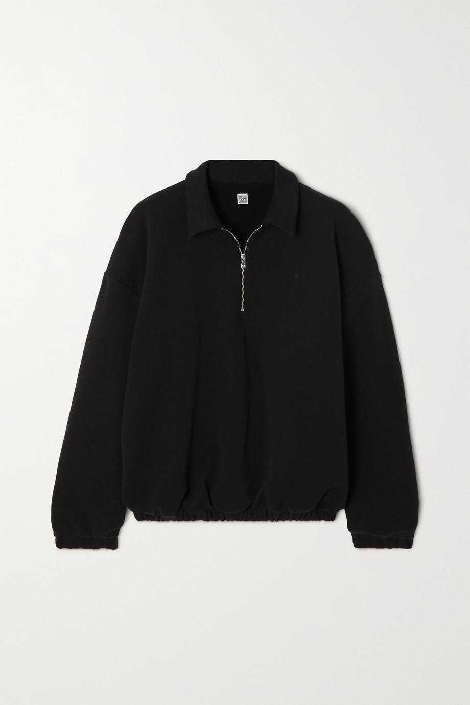 Totême Sweatshirt aus Baumwoll-Jersey