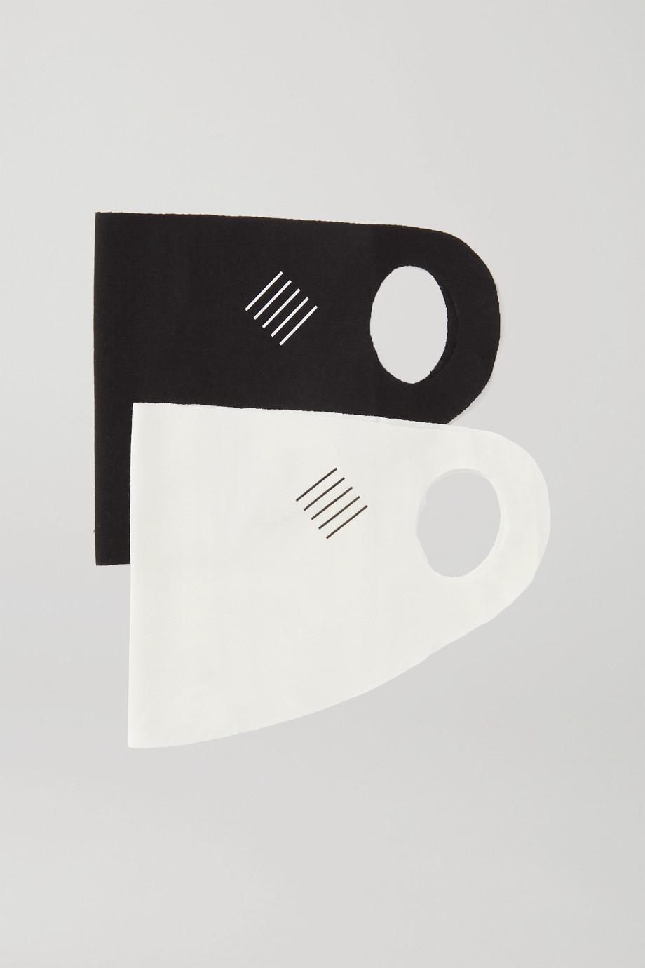The Light Salon Antimicrobial Mask & Skin Repair Set